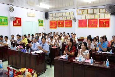 Hội nghị đảng viên 6 tháng đầu năm 2019