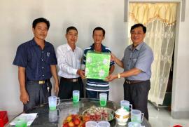 Lễ bàn giao nhà Đại đoàn kết năm 2019 tại Xã Thuận An - Thị Xã Bình Minh