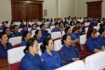 Họp mặt công nhân lao động mừng xuân Mật Tuất năm 2018