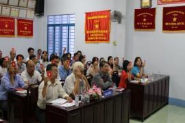 Hội nghị đảng viên năm 2017
