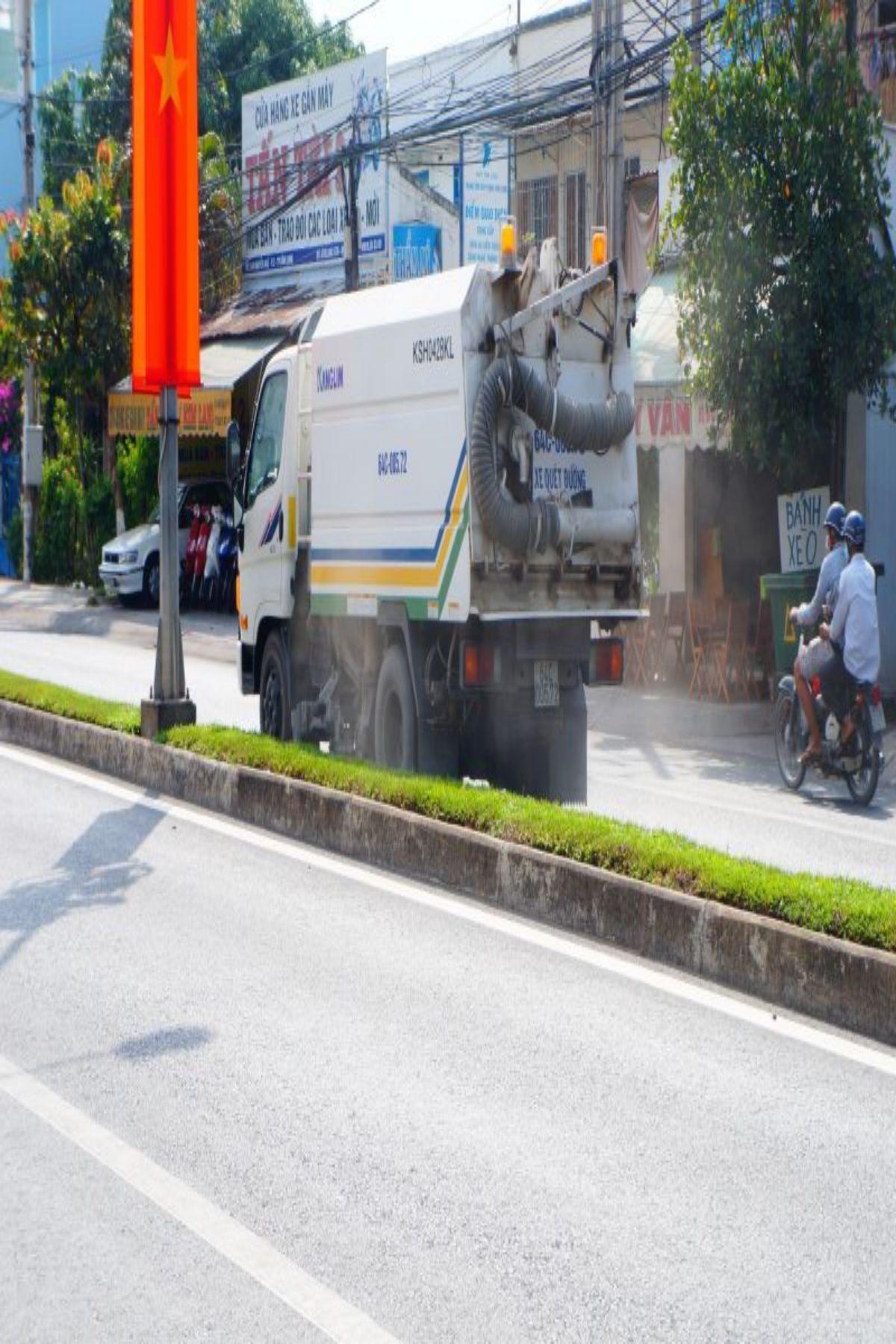 Vệ sinh môi trường đô thị