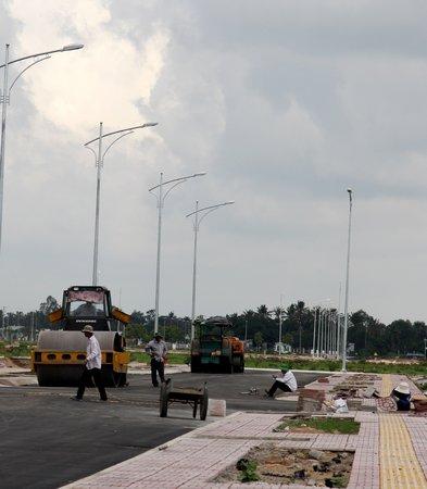 Chủ đầu tư và Thi công các công trình hạ tầng kỹ thuật đô thị