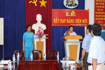 Chuyên đề Xây dựng Đảng: Nâng cao chất lượng xây dựng đảng viên mới