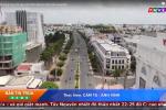 Thành phố Vĩnh Long rong mé cây xanh đảm bảo an toàn mùa mưa bão
